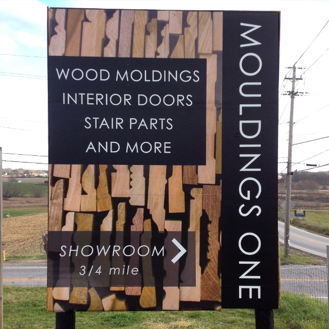 Show Room Signage